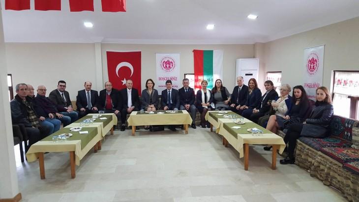 Büyükelçi Ziyareti