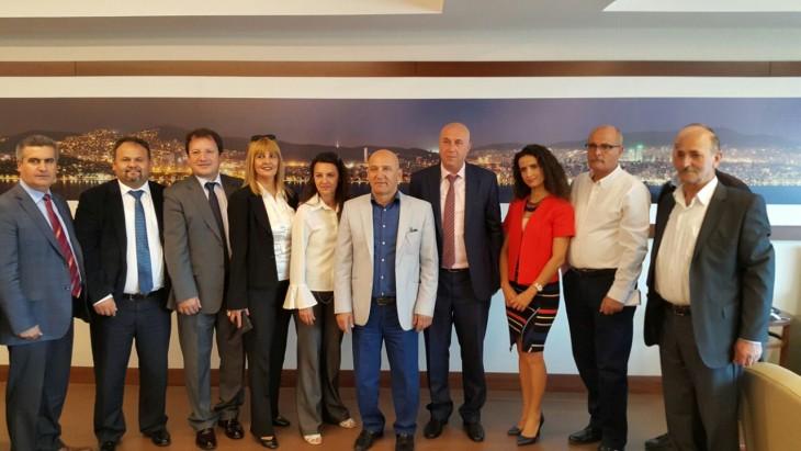 2016.05.10 Kartal Belediye Başkanı Ziyaretimiz