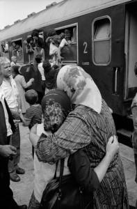 HAZİRAN-TEMMUZ 1989 / YER : KAPIKULE / EDİRNE / TÜRKİYE